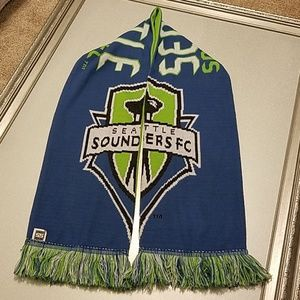 Seattle Sounders FC Adidas Game Day Scarf
